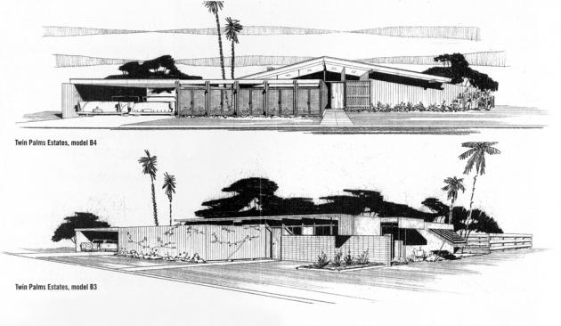Twin Palms Estates