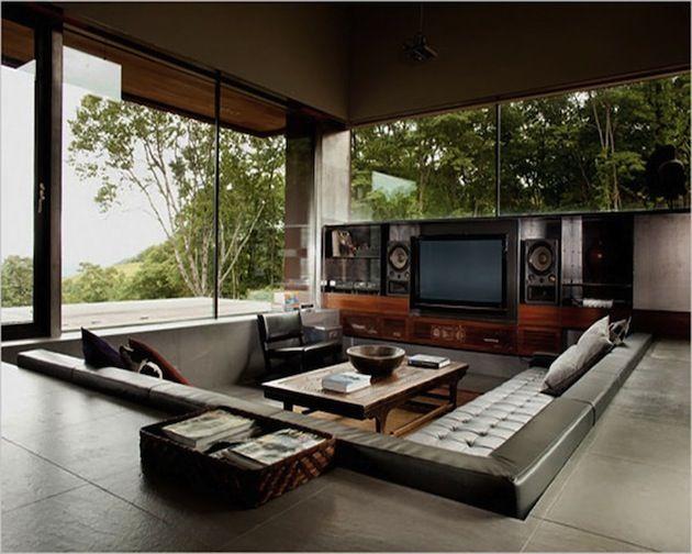 Sunken Living Room 2