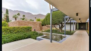 Rent Leonardo DiCaprio's Modernist pad in Palm Springs