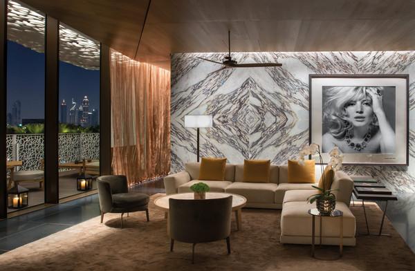 The Bvlgari Resort Dubai - Lobby Lounge