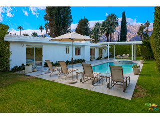 Home of the Day: 1350 E. El Alameda, Ruth Hardy Park, Palm Springs 92262