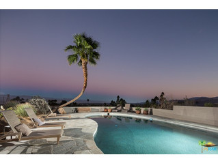 Home of the Day: 1025 W. Chino Canyon Drive, Little Tuscany, Palm Springs 92262