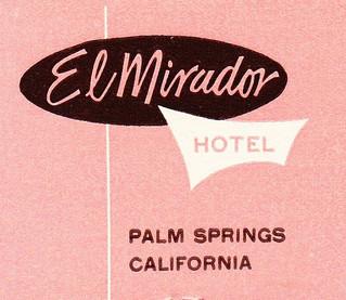 The Micro-Market: El Mirador, Palm Springs 92262
