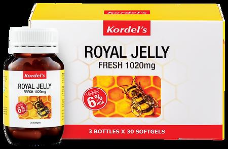 Kordel's Royal Jelly Fresh