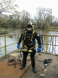 Prace podwodne