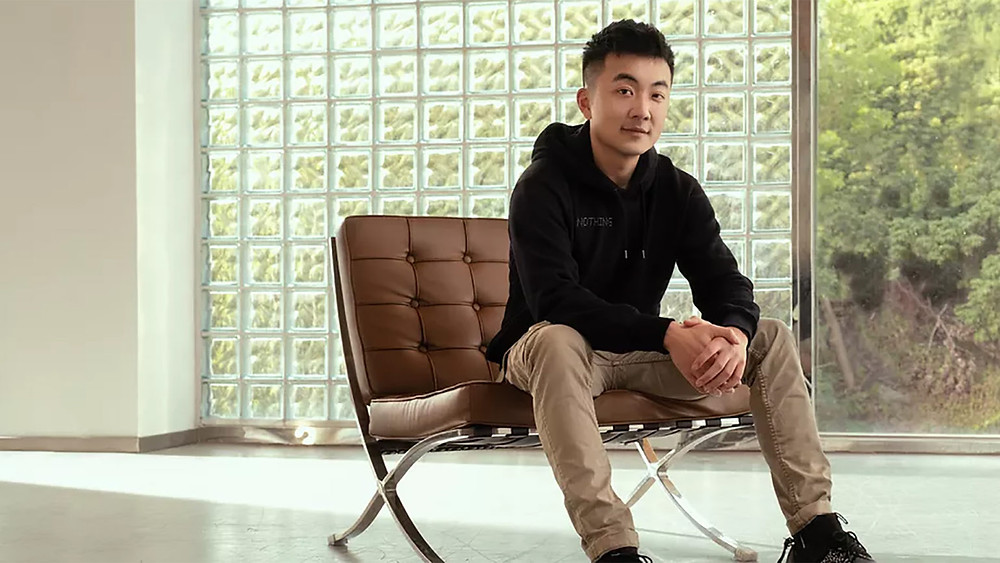 Carl Pei, OnePlus Founder Via Nothing