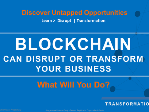 Blockchain Technology: A Primer For Organizations & Professionals