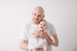 Fotografie eines Babys in Darmstadt