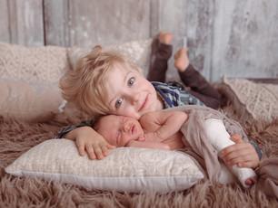 Momente die man nicht in Worte fassen kann - Ganz besondere Babyfotos Otzberg