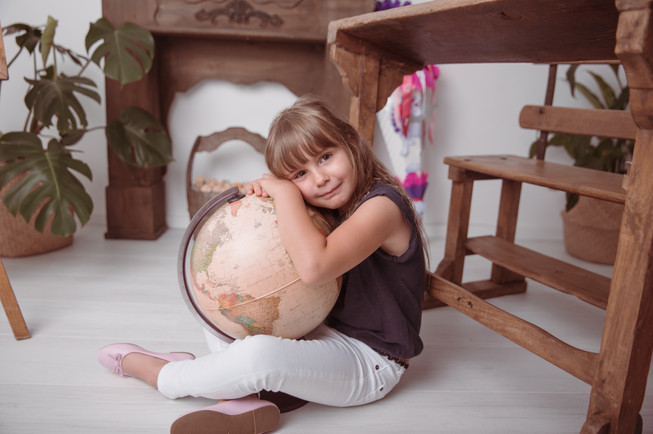 Fotos zur Einschulung in der Otzbergschule