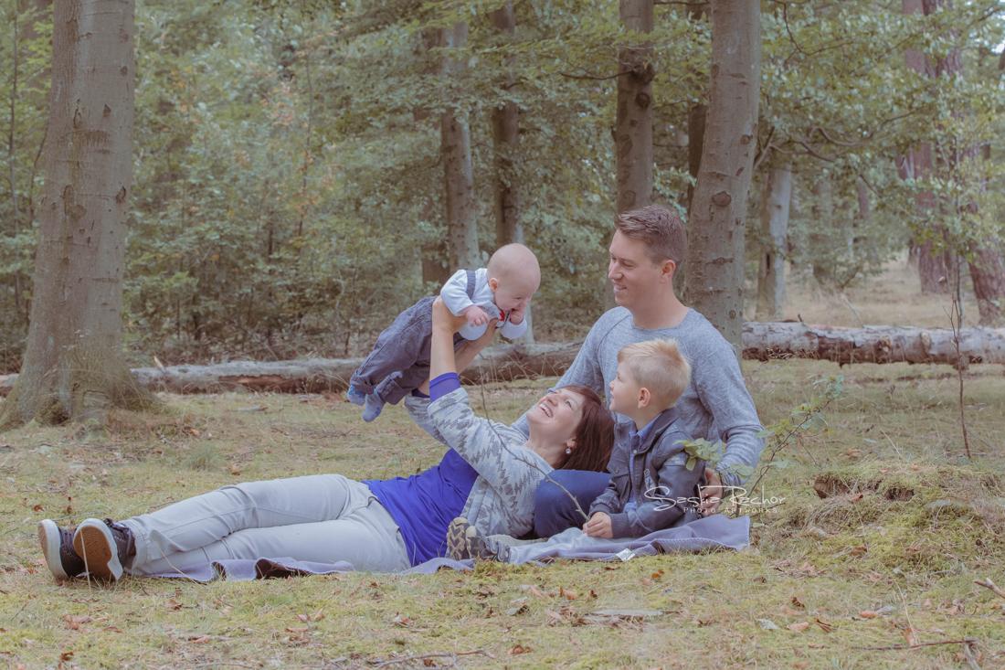 Familienfotos Lengfeld