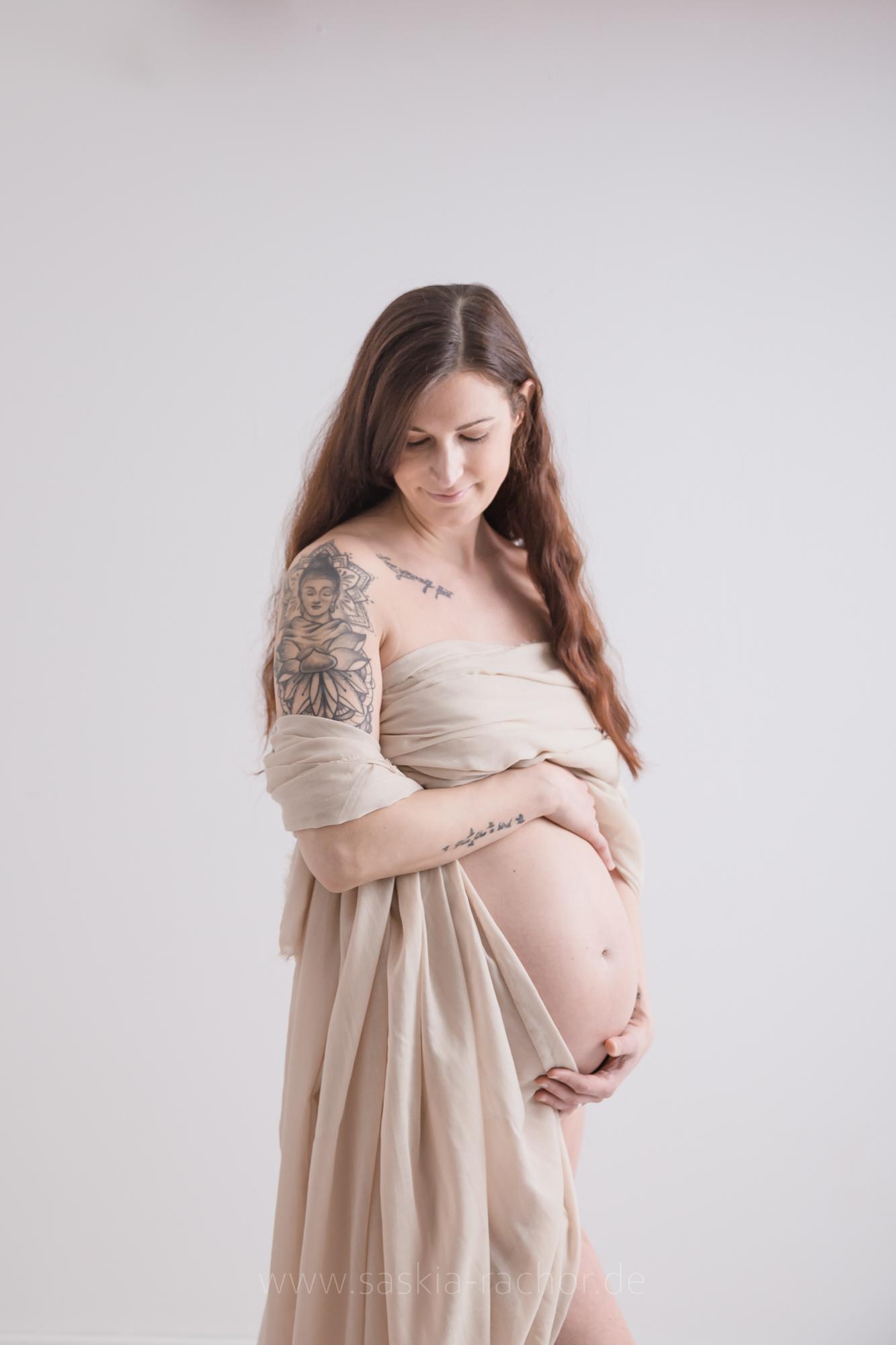 Natürliche Schwangerschaftsfotos Erbach