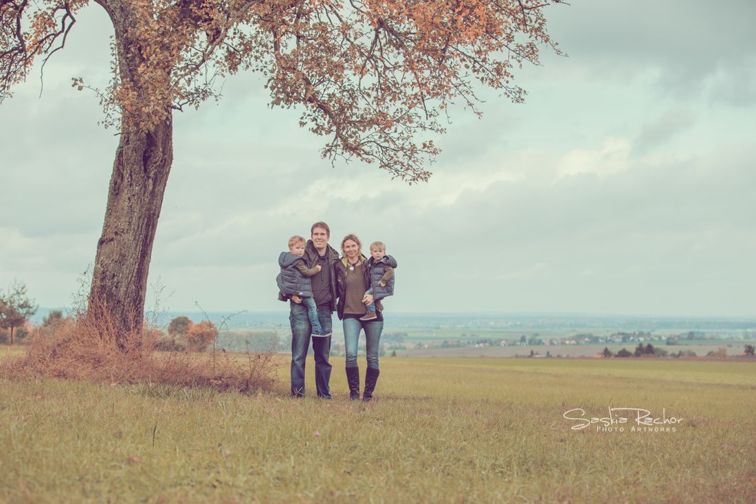 Familienfotos Erbach