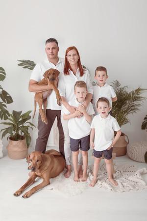 Saskia Rachor Familienportrait