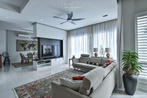 Akira 16 Sierra Semi-D House Design