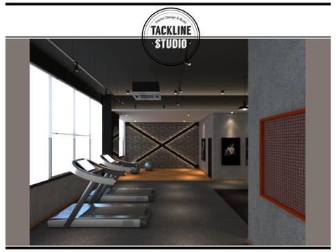Vida Bukit Ceylon Gym House 3