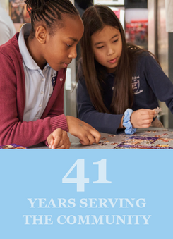 41 Years Serving The Community