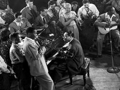 Duke Ellington's Home