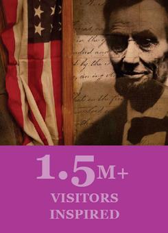 1.5 Million + Visitors