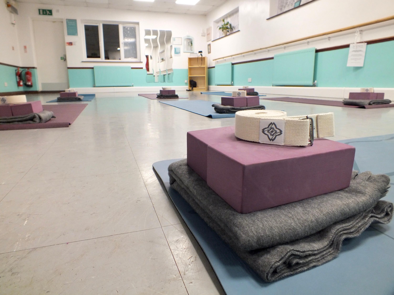 Community Group Yoga Class (Wollaston)