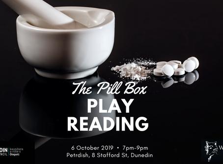 The Pill Box - Play Reading