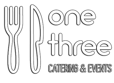 One Three Catering Logo
