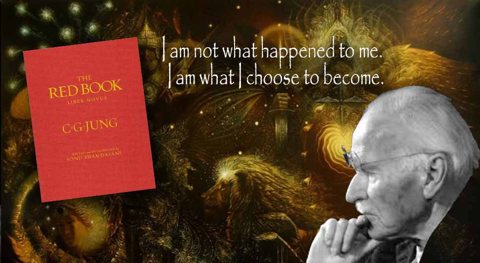 CG Jung and The Red Book
