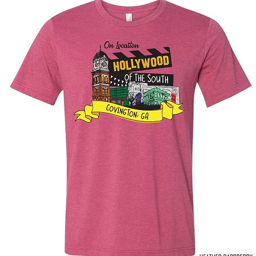 Hollywood of the south shirts