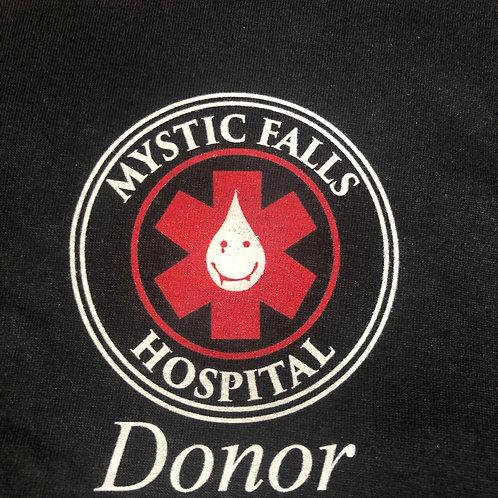 Mystic falls hospital donor shirt
