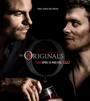 The Originals Finale Party Update