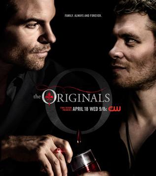 The Originals Finale Party Update