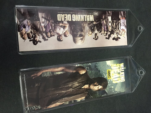Walking Dead Bookmarks