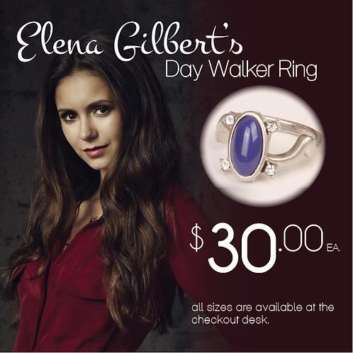 Elena Gilbert's Day Walker Ring