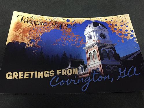 Covington Postcards