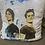 Thumbnail: Large sequin pillow