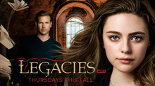 Legacies is Coming!