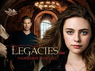 Legacies is Coming!
