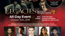 Legacies Premiere Party Update!