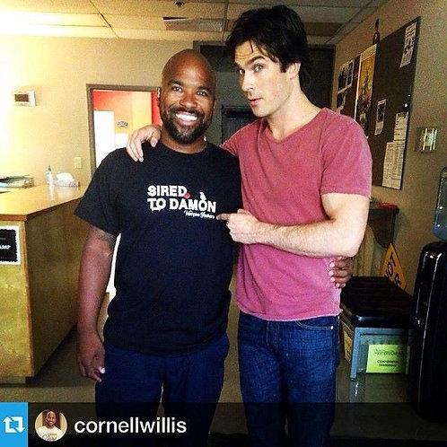 """Sired to Damon' Shirt"