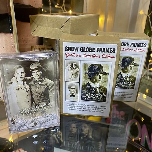 Snow globe frame sets
