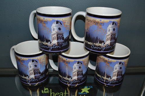 Covington Coffee Mugs