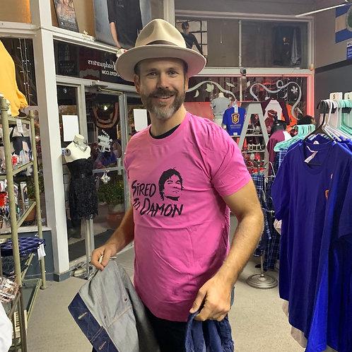 Pink Sired to Damon shirt!