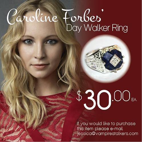 Caroline Forbes' Day Walker Ring