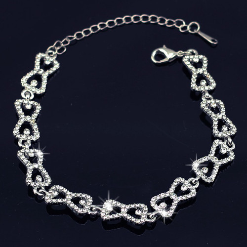 Caroline bracelet stainless steel