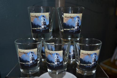 Covington Shot Glass
