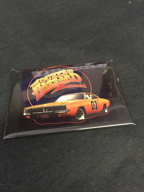 Dukes of Hazard Magnet