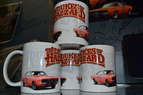 Dukes of Hazard Coffee Mug