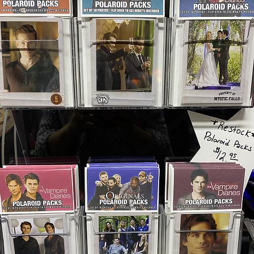 Polaroid packs