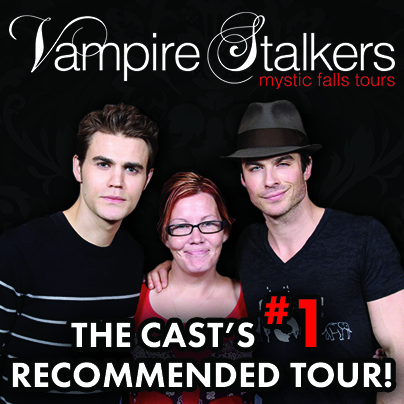 Vampire Stalkers Mystic Falls Tours Tours