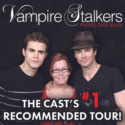 Mystic Falls Tours | Vampire Diaries Tour